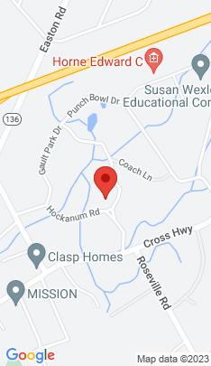 Map of Single Family Home on 11 Hockanum Road,Westport, CT