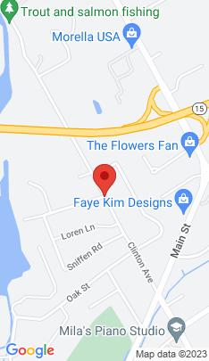 Map of Single Family Home on 2 Calumet Road,Westport, CT