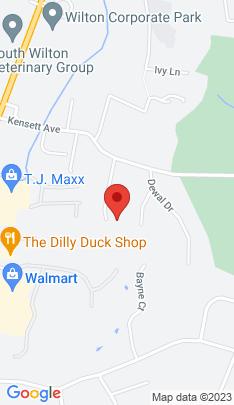 Map of Single Family Home on 7 Kensett Ridge,Norwalk, CT