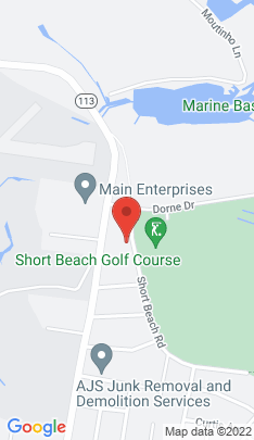 Map of Single Family Home on 215 Short Beach Road,Stratford, CT