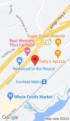 Map of condominium home on 100 Stone Ridge Way,Fairfield, CT