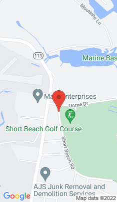 Map of Condo Home on 155 Short Beach Road,Stratford, CT