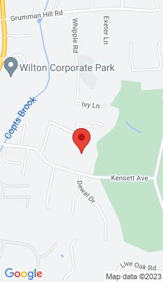 Map of Single Family Home on 37 Kensett Avenue,Norwalk, CT