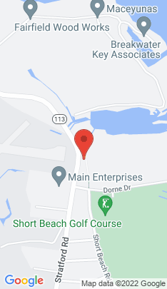 Map of Condo Home on 115 Short Beach Road,Stratford, CT