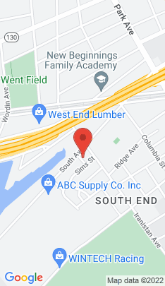 Map of Cooperative Home on 16 Little Street,Bridgeport, CT