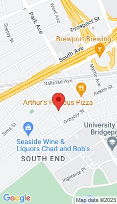 Map of Multi Family Home on 108-118 Park Terrace,Bridgeport, CT