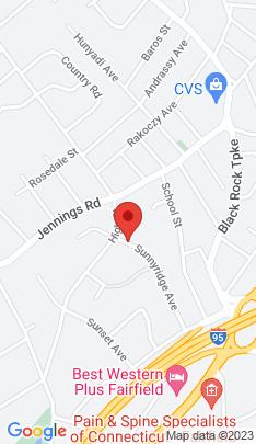 Map of Condo Home on 240 Sunnyridge Avenue,Fairfield, CT