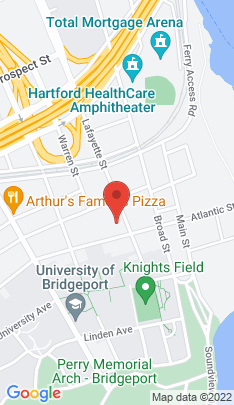 Map of Condo Home on 325 Lafayette Street,Bridgeport, CT