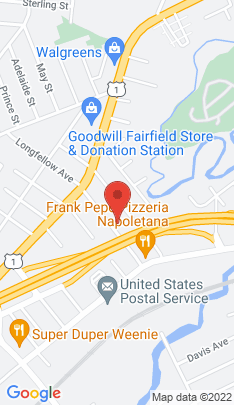 Map of Condo Home on 114 Brentwood Avenue,Fairfield, CT