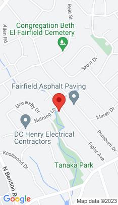 Map of Single Family Home on 337 Figlar Avenue,Fairfield, CT