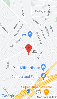 Map of Single Family Home on 75 Silliman Street,Fairfield, CT