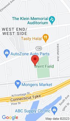 Map of Multi Family Home on 119 Wordin Avenue,Bridgeport, CT