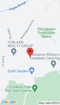 Map of Single Family Home on 8 Grumman Avenue,Wilton, CT