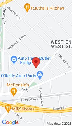 Map of Multi Family Home on 37-39 Lenox Avenue,Bridgeport, CT