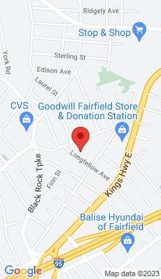 Map of Condo Home on 154 Longfellow Avenue,Fairfield, CT