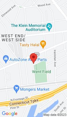 Map of Multi Family Home on 62 Wordin Avenue,Bridgeport, CT