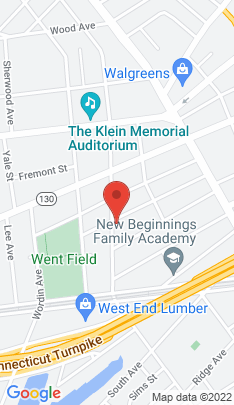 Map of Single Family Home on 780 Iranistan Avenue,Bridgeport, CT