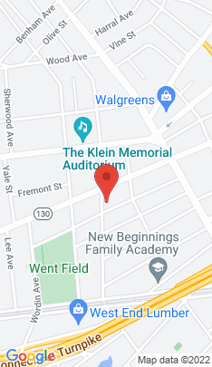 Map of Multi Family Home on 870 Iranistan Avenue,Bridgeport, CT