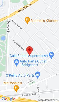Map of Multi Family Home on 961 Hancock Avenue,Bridgeport, CT
