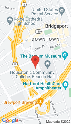 Map of Condo Home on 881 Lafayette Boulevard,Bridgeport, CT