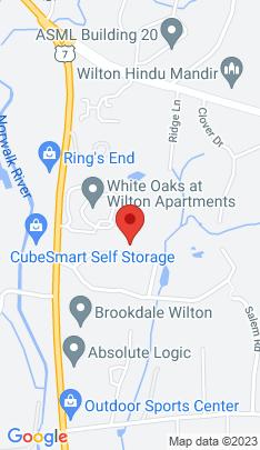 Map of Single Family Home on 5 Wilton Acres,Wilton, CT
