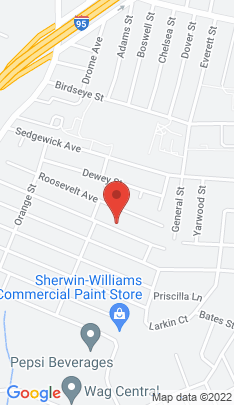 Map of Single Family Home on 324 Mckinley Avenue,Stratford, CT