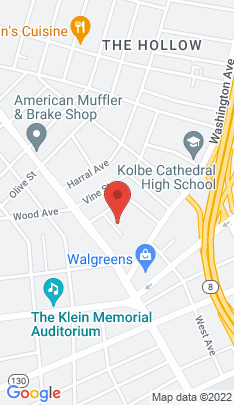 Map of Multi Family Home on 33 Washington Place,Bridgeport, CT