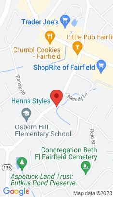 Map of single family home on 635 Stillson Road,Fairfield, CT