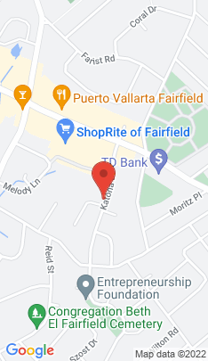 Map of Condo Home on 125 Katona Drive,Fairfield, CT