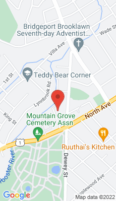Map of Condo Home on 80 Cartright Street,Bridgeport, CT