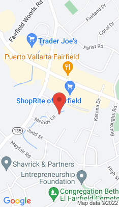 Map of condominium home on 276 Melody Lane,Fairfield, CT