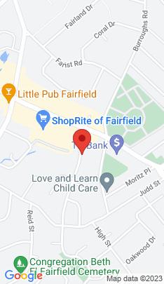 Map of Condo Home on 104 Katona Drive,Fairfield, CT