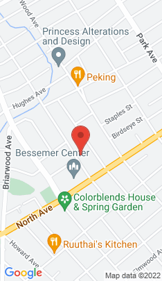Map of Multi Family Home on 984 Laurel Avenue,Bridgeport, CT