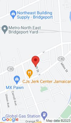 Map of Single Family Home on 193 Hewitt Street,Bridgeport, CT