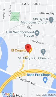 Map of Multi Family Home on 511 Main Street,Bridgeport, CT