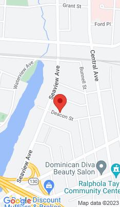 Map of Multi Family Home on 137 Deacon Street,Bridgeport, CT