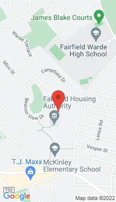 Map of Multi Family Home on 14 18 Trefoil Court,Fairfield, CT