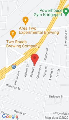 Map of Multi Family Home on 35 Boswell Street,Stratford, CT