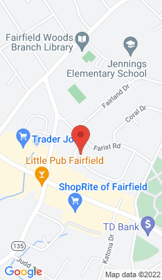 Map of single family home on 76 Barryscott Drive,Fairfield, CT