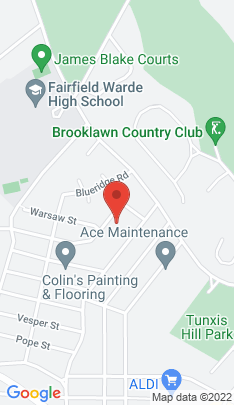 Map of Residential Property on 258 Bullard Street,Fairfield, CT