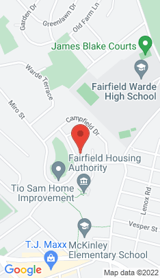 Map of Condo Home on 8 Bloomfield Drive,Fairfield, CT