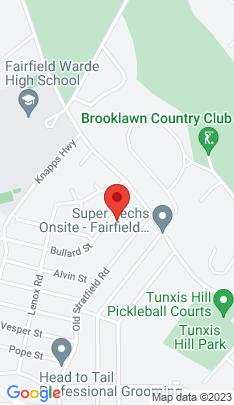 Map of Condo Home on 290 Bullard Street,Fairfield, CT