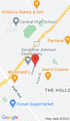 Map of Condo Home on 176 Chestnut Street,Bridgeport, CT