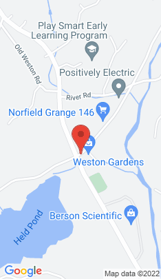 Map of Multi Family Home on 1851/2 Good Hill Road,Weston, CT