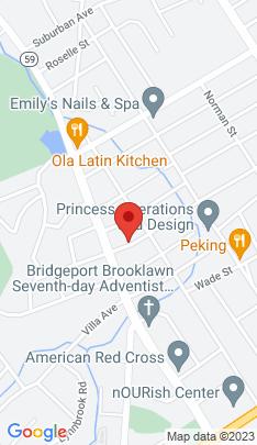 Map of Single Family Home on 142 Aldine Avenue,Bridgeport, CT