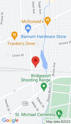 Map of Condo Home on 250 Bishop Avenue,Bridgeport, CT