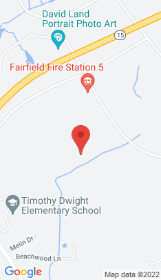 Map of Single Family Home on 3791 Congress Street,Fairfield, CT