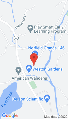 Map of Single Family Home on 11 Good Hill Road,Weston, CT