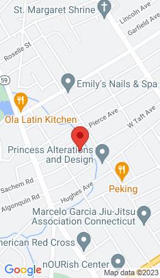 Map of Single Family Home on 52 Aldine Avenue,Bridgeport, CT