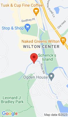 Map of condominium home on 26 Village Walk ,Wilton, CT